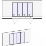 Siparium sliding doors rimadesio design
