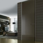 Aura hinged door Rimadesio