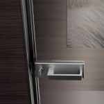 Vela Hinged door Rimadesio