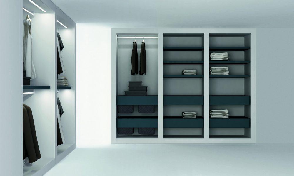 Sipario Walk In Wardrobe