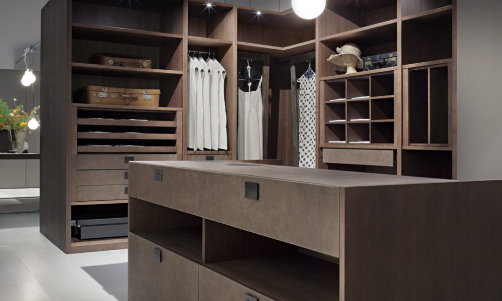 Atlante Walk in Wardrobe EmmeBi