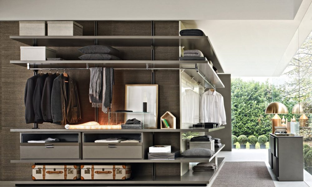 Gliss Walk In Wardrobe Molteni & C