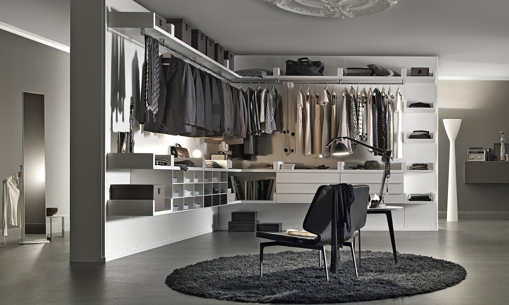 Novenove Walk in Wardrobe Lema