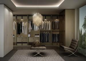 Atlante Walk In Wardrobe
