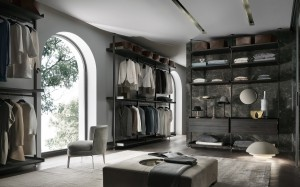 Zenit Walk In Wardrobe